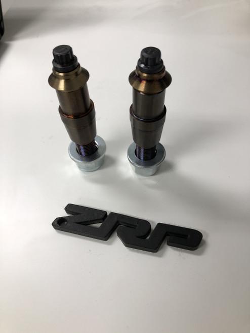 (2) RZR XP1000/RS1/Turbo/Turbo S/Pro XP Tapered Tie Rod Stud Set Assembly