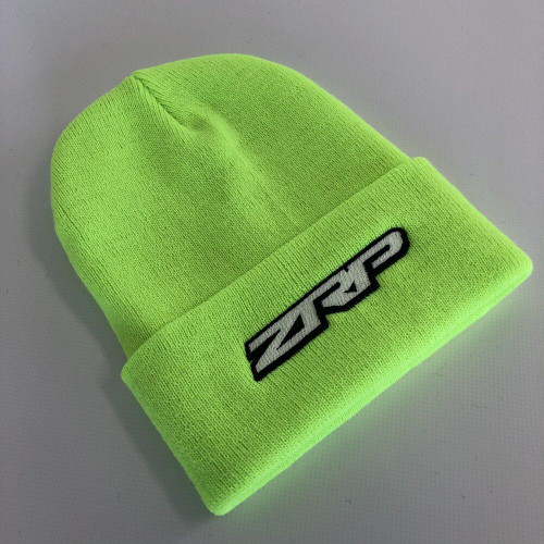 ZRP Cuff Beanie Flo Green