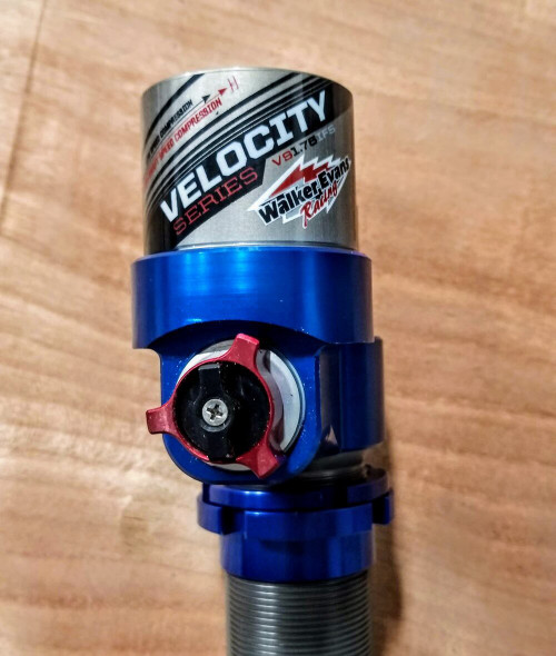 React Front Shock Set Walker Evans Velocity Series