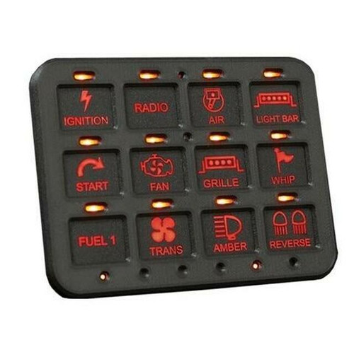 Switch Pros RCR-Force 12 Switch Panel Power System