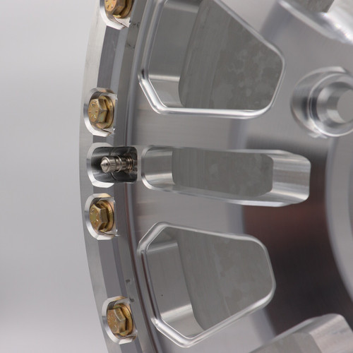 Rzr Beadlock Wheel up close