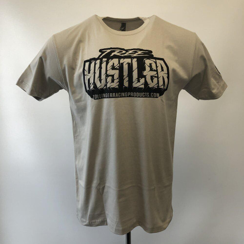 Tree Hustler Tee - Light Grey