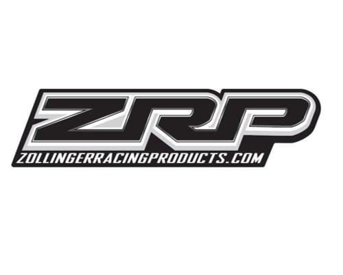 ZRP Logo Sticker