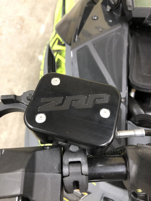 19+ Billet Brake Reservoir Guard - Alpha/Ascender
