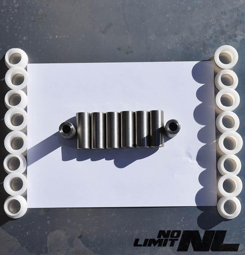 X3 Front A-Arm HD Bushing/Sleeve  Kit - No Limit