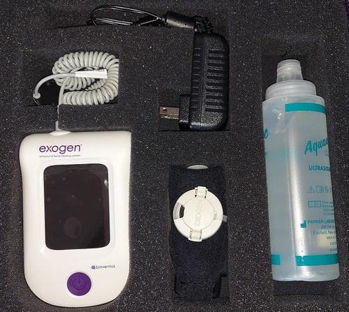 Rent or Buy - Exogen Ultrasound Bone Stimulator by Bioventus - Free Priority Shipping