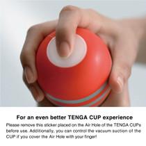 TENGA Premium Vacuum CUP Hard