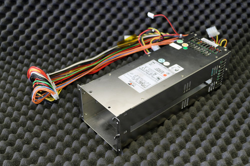 Zippy Emacs R2W-6460P Power Supply backplane Cage