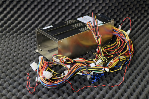 Zippy Emacs R3G-6650P Power Supply Backplane Cage