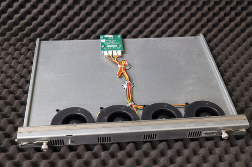 NexSAN SataBeast Auxiliary Blower Fan Module Blade with 4 Fans Installed & PCB