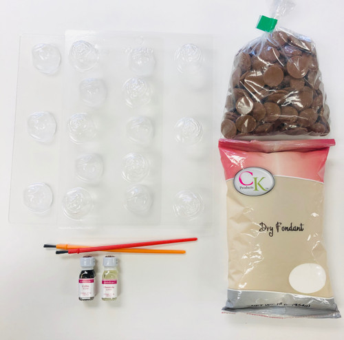 DIY Filled Candy Making Kit