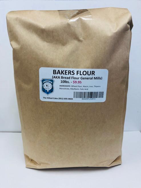 Bakers Flour, bread flour