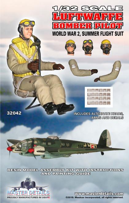 32042 - 1/32 Luftwaffe Bomber Pilot