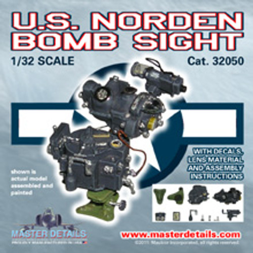32050 - U.S. Norden Bomb Sight