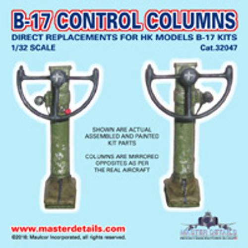 32047 - B-17 Control Columns