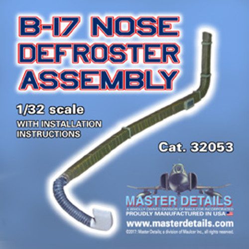 32053 - B-17 Nose Defroster Assembly