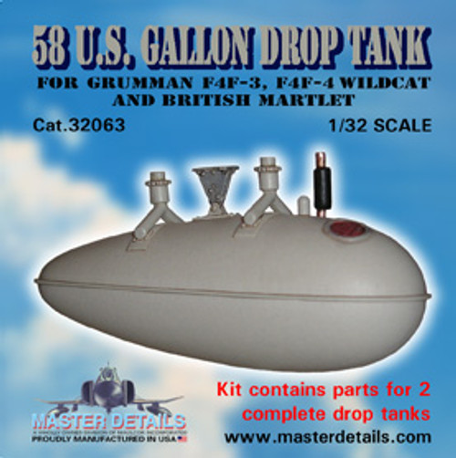 32063 - 58 U.S. Gallon Drop Tank