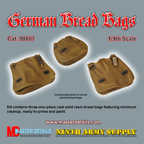 90007 - German Bread Bags