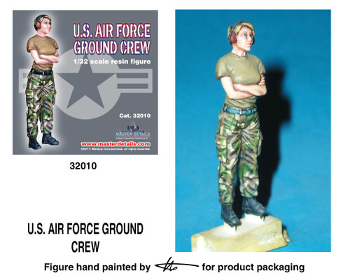 TFA 32010 U.S. Air Force Ground Crew *Painted Master*