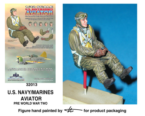TFA 32013 U.S. Navy/Marines Aviator Pre World War 2 *Painted Master*