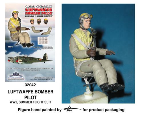 TFA 32042 Luftwaffe Bomber Pilot *Painted Master*