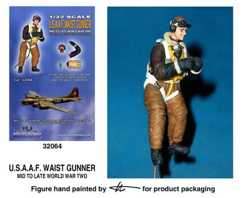 TFA 32064 U.S.A.A.F. Waist Gunner *Painted Master*