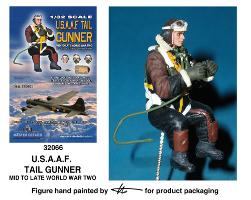TFA 32066 U.S.A.A.F. Tail Gunner *Painted Master*