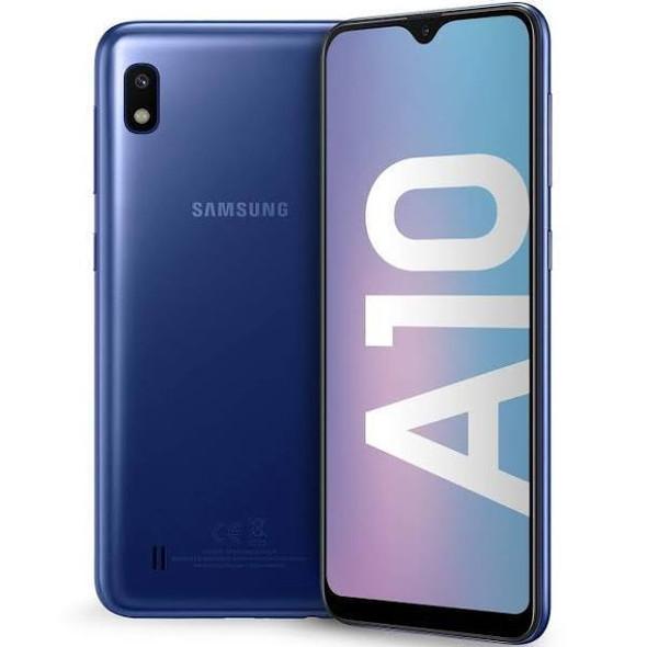 Samsung Galaxy A10 32gb - Blue - Dual Sim - Unlocked (Grade A)