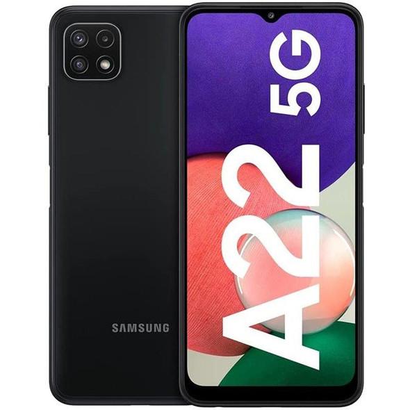 Samsung Galaxy A22 64gb - Gray - 5G - Dual Sim - Unlocked (NEW)