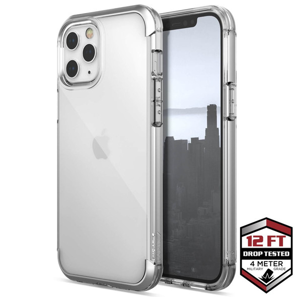 Raptic Air for iPhone 12 Pro Max - Clear