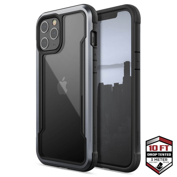 Raptic Shield for iPhone 12 Pro Max - Black