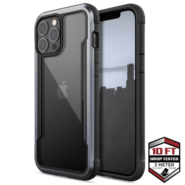 Raptic ShieldPro for iPhone 13 Pro Max - Black