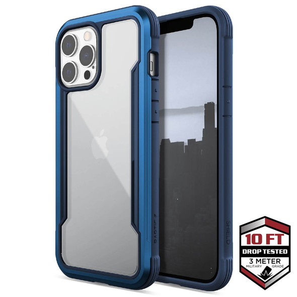 Raptic ShieldPro for iPhone 13 Pro Max - Blue