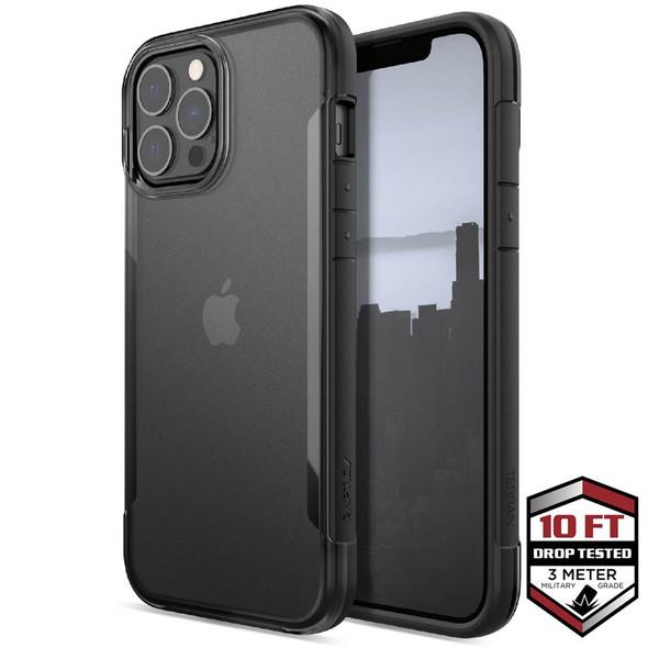 Raptic Terrain for iPhone 13 Pro Max - Black