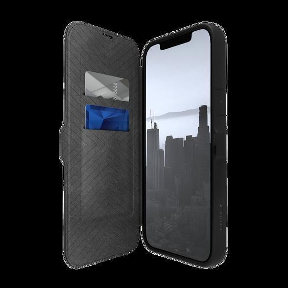 Raptic Urban Folio for iPhone 13 Pro Max - Black