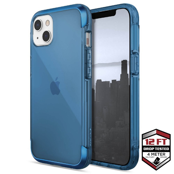 Raptic Air for iPhone 13 - Blue