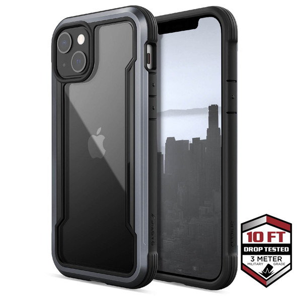 Raptic ShieldPro for iPhone 13 - Black