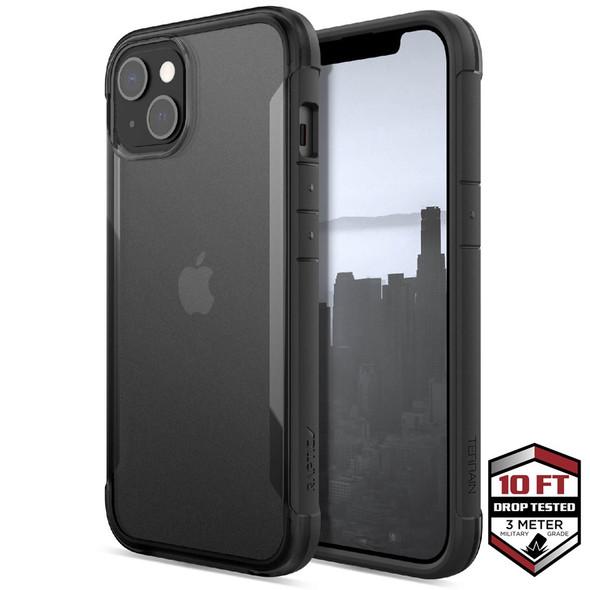 Raptic Terrain for iPhone 13 - Black