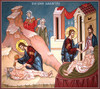 Parable of the Good Samaritan, large icon