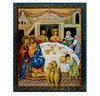 Magnet, Wedding at Cana icon on thick and durable 1/4-inch acrylic.