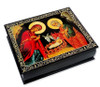 Wooden Icon Box, Nativity cave, large