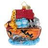 Ornament, Christopher Radko, Noah's Ark side B
