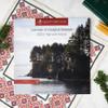 2022 Calendar of Liturgical Seasons, Spruce Island (Julian version, old calendar)