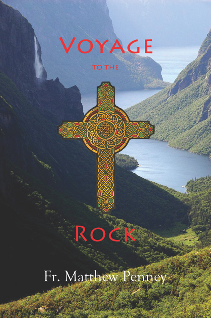 Voyage to the Rock by Fr. Matthew Penney. A novel for young adults.