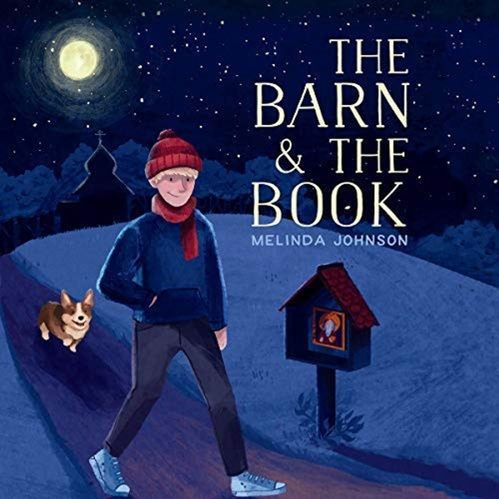 The Barn and the Book; Audiobook