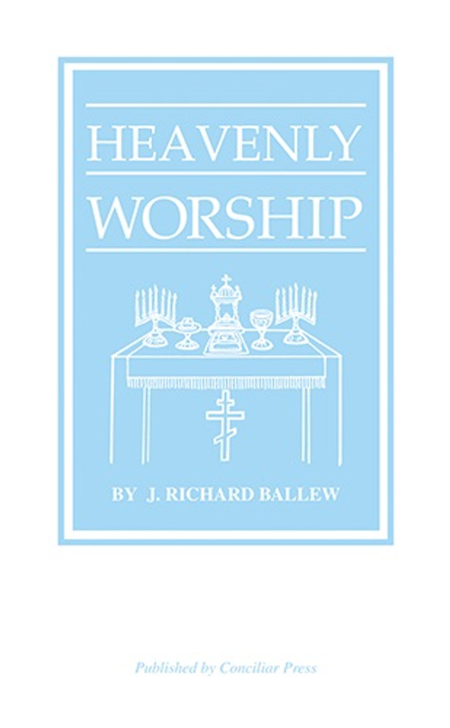 Heavenly Worship 5-pk booklet, previous cover