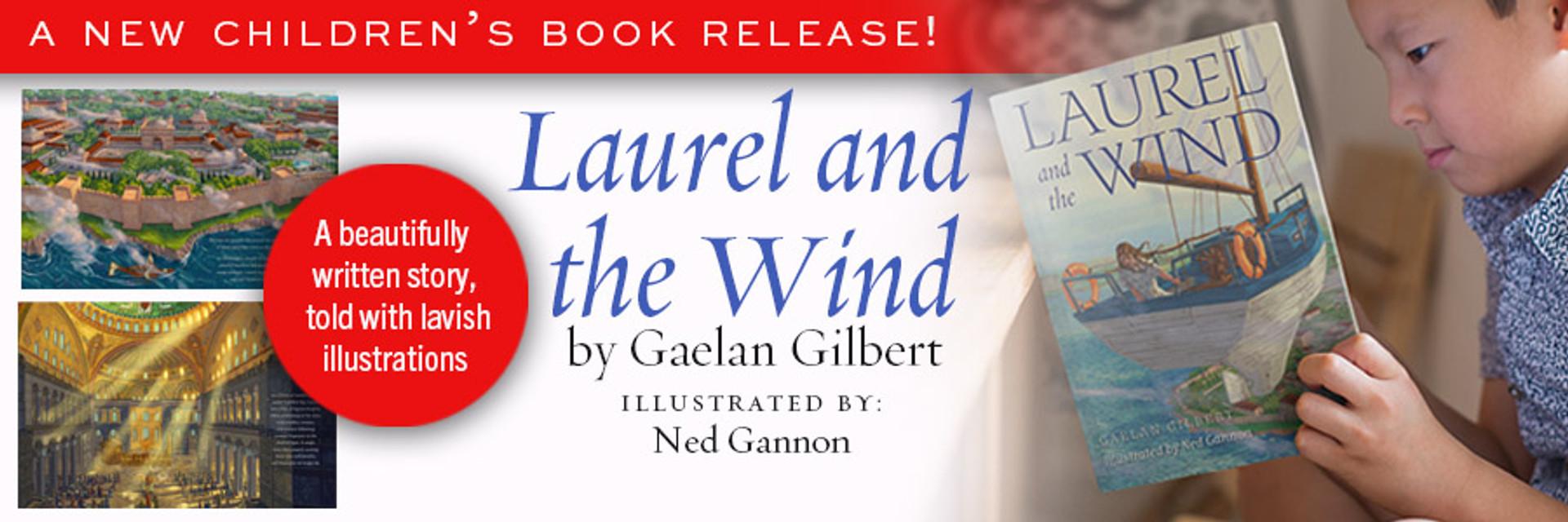 Laurel and the Wind children's book