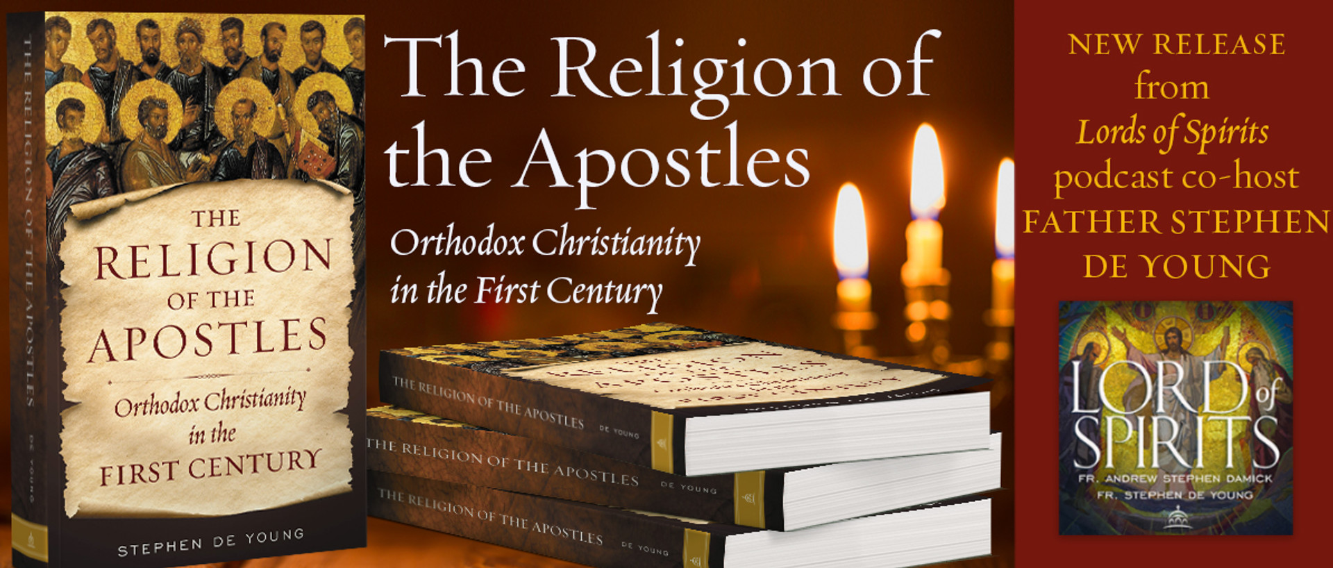 Religion of the Apostles, Orthodox Christianity in the First Century
