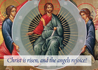 The Angels Rejoice, pack of 10 cards