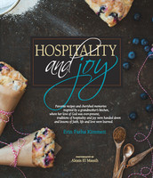 Hospitality and Joy cookbook